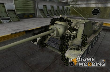 Remodel СУ-85 для World of Tanks