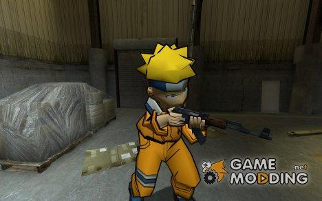 Deimo's Naruto for Counter-Strike Source