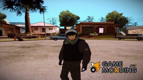 Солдат ВВ МВД РФ for GTA San Andreas