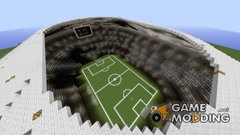 Soccer Stadium for Minecraft