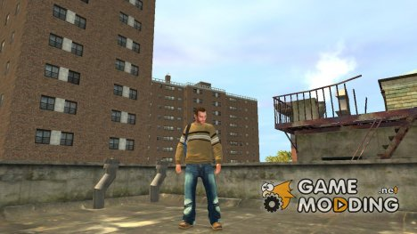 Aknowledge Jeans для GTA 4