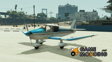 Robin DR-400 v0.01 for GTA 5