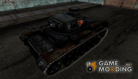 PzKpfw III 05 для World of Tanks