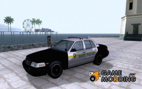 Bart, CA K-9 Unit Police for GTA San Andreas