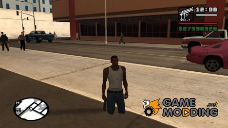 Quick Death - UpDate script для GTA San Andreas