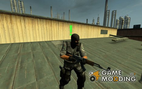 Hamas Soldier для Counter-Strike Source