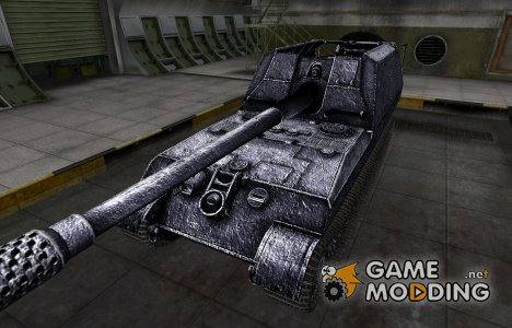 Темный скин для GW Tiger для World of Tanks
