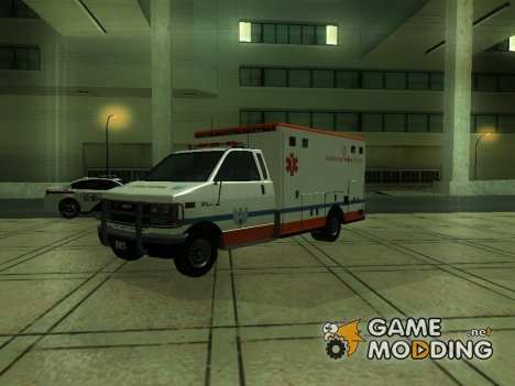 Ambulance из GTA 5 for GTA San Andreas