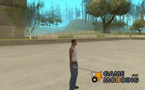 Вилы для GTA San Andreas
