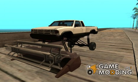 Monster Combine for GTA San Andreas