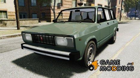ВАЗ-2104 for GTA 4