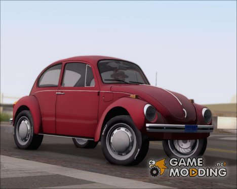 Volkswagen Beetle 1973 for GTA San Andreas