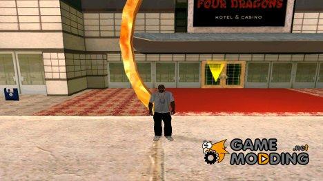 """Сохранение после миссии """"Учимся летать"""" для GTA San Andreas"""
