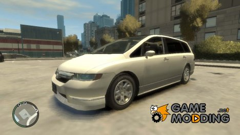 2006 Honda Odyssey for GTA 4
