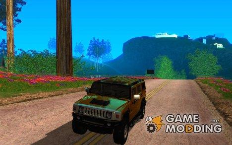 AMG H2 HUMMER for GTA San Andreas