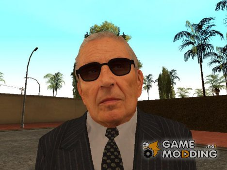 Frank Vinci from Mafia II for GTA San Andreas
