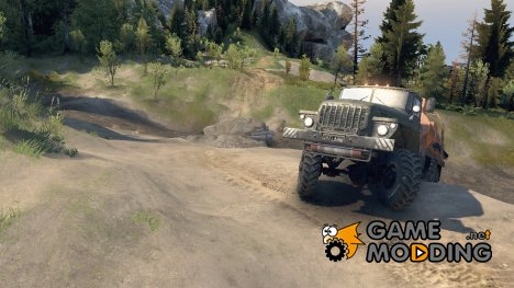 Нет Тумана. Всегда Солнце for Spintires 2014