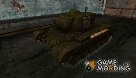 Шкурка для Pershing для World of Tanks