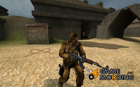 T_CHEWBACCA_Terror_Plus_HandView для Counter-Strike Source