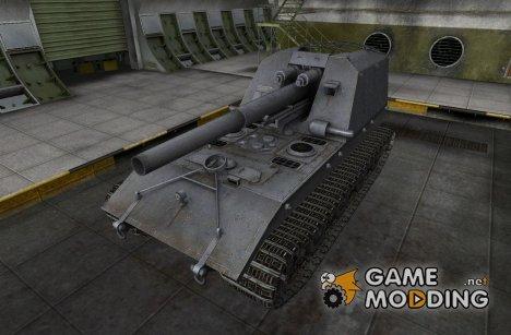 Ремоделлинг для GW-E для World of Tanks