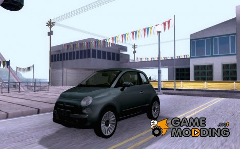 Fiat 500C for GTA San Andreas
