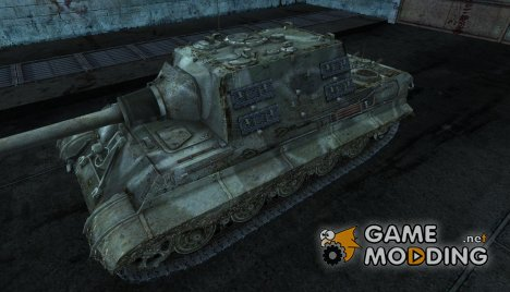 JagdTiger от ALEX_MATALEX for World of Tanks