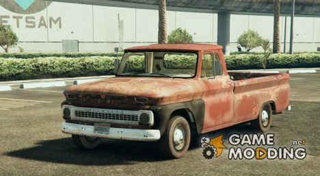 1965 Chevy C-20 (Old) for GTA 5