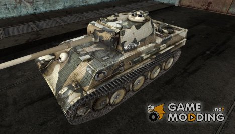 PzKpfw V Panther 17 for World of Tanks