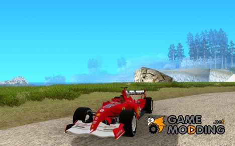 Ferrari F1 for GTA San Andreas