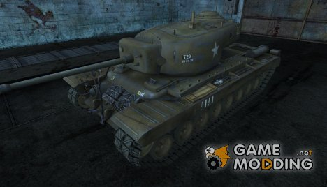 Шкурка для T29 для World of Tanks