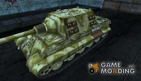 JagdTiger 15 для World of Tanks