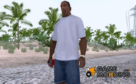 Coca In for GTA San Andreas