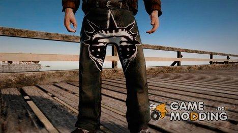 Джинсы YLD для GTA 4