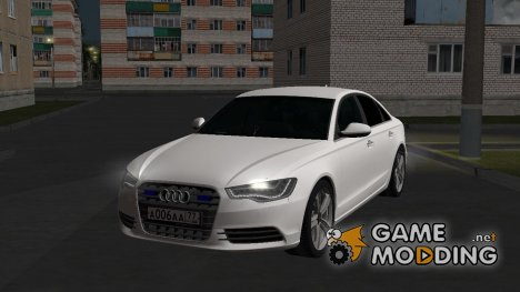 Audi A6 (C7) for GTA San Andreas