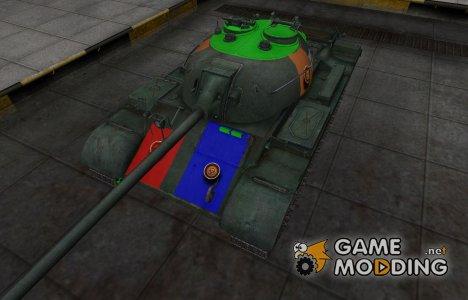 Качественный скин для T-34-2 для World of Tanks