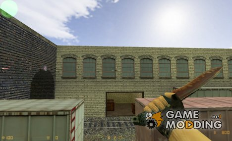 Bloody Knife для Counter-Strike 1.6