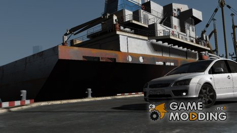 Ford Focus Sedan 2008 для GTA 4