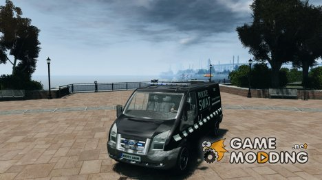 Ford Transit SWAT for GTA 4