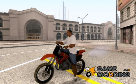 KTM SX 250 for GTA San Andreas