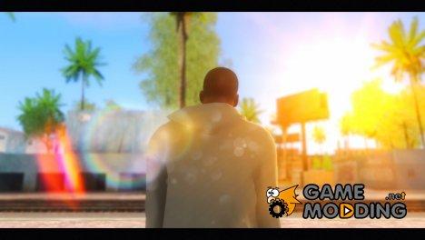 SixtyFour's Lensflare Config для GTA San Andreas