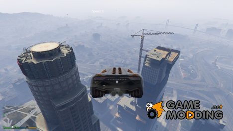Airbreak for GTA 5