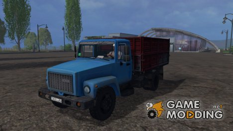 ГАЗ САЗ 35071 for Farming Simulator 2015