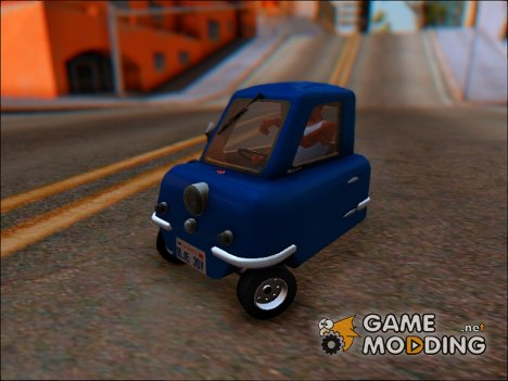 2011 Peel P50 for GTA San Andreas