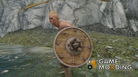 Light and Enhanced Targe of the Blooded для TES V Skyrim