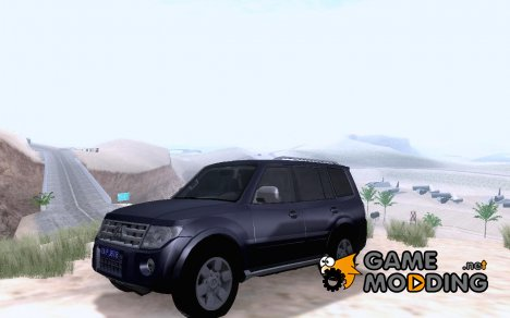 Mitsubishi Pajero 2013 for GTA San Andreas