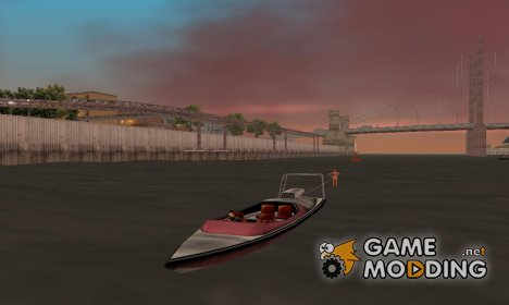 Ski Speeder для GTA 3