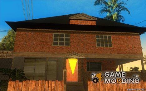 Новый дом для Cj для GTA San Andreas