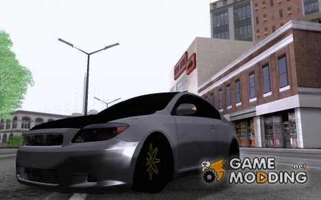 "Toyota Scion Tc  ""VIP"" для GTA San Andreas"