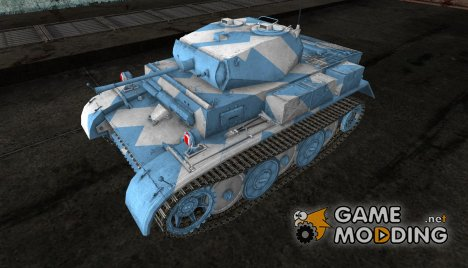 PzKpfw II Luchs -Shamrock for World of Tanks
