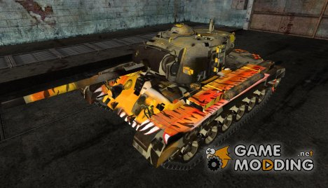 M26 Pershing for World of Tanks